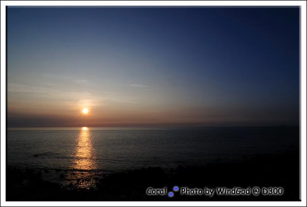 最後一站...拍夕陽