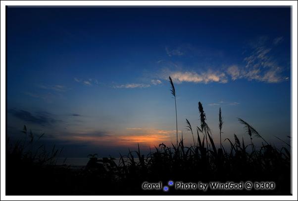 夕陽要怎麼拍咧?!