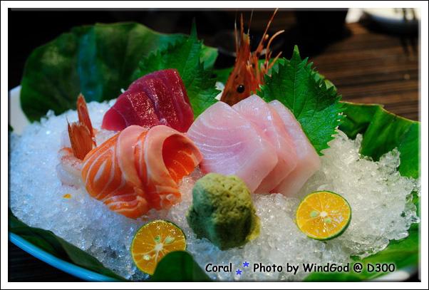 生魚片好貴...應該不要點這道菜換其他的