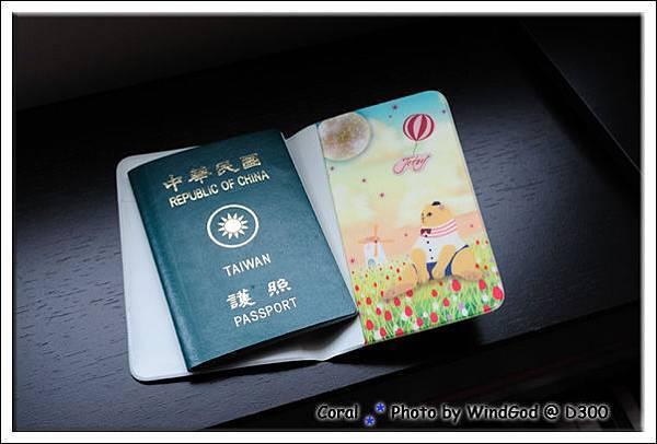 珊瑚的護照有新衣囉!!