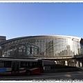 整個金澤車站的外觀~~~