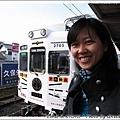 幸運~~~回程這班列車都是tama