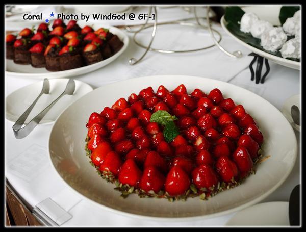 草莓派草莓派~~~秀色可餐呀!!