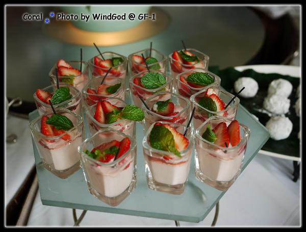 草莓優格...酸酸甜甜的好滋味