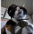 喵~~~這位是貴志站站長唷!!