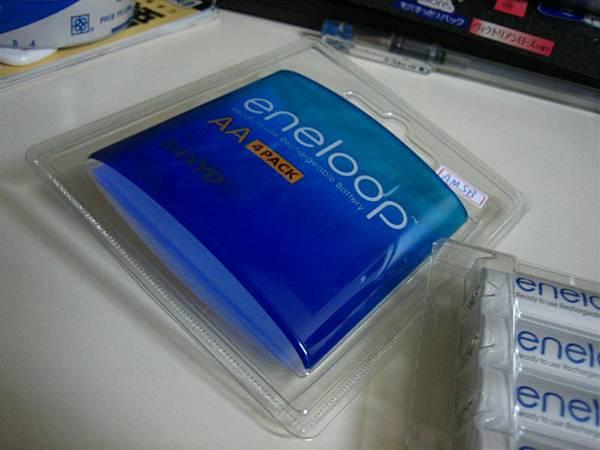 SANYO 低放電電池 (380)