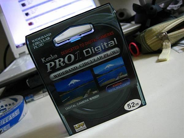 Kenko 52mm Pro1 Digital CPL