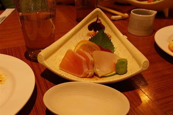 伊藤日本料理。生魚片