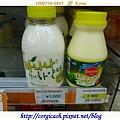 安妞哈誰唷~香蕉牛奶