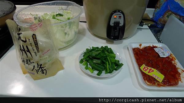【食譜】韓式料理:春川達卡比(辣炒雞排) 춘천닭갈비