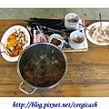 1000元的米粉湯+麻婆豆腐+焗烤什麼菇