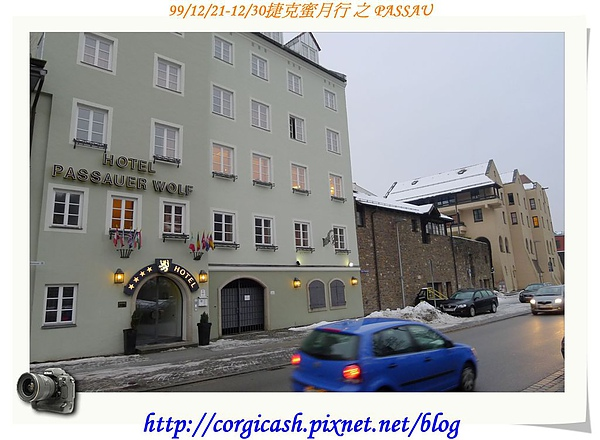捷克的DAY 1 in PASSAU