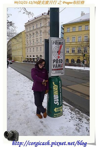 布拉格街景