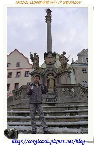 捷克的DAY 1 in  KRUMLOV