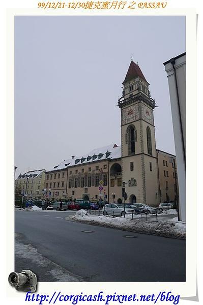 捷克的DAY 1 in  PASSAU