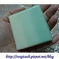wuga家送的手工皂
