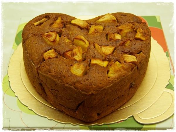 黑糖水果蛋糕