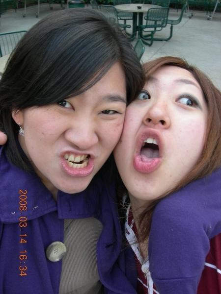 二個活寶MinHy and Hanako