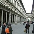 歐洲三大美術館─烏菲茲美術館