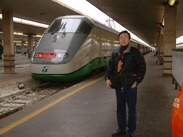歐洲之星高速火車
