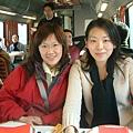 火車上用餐
