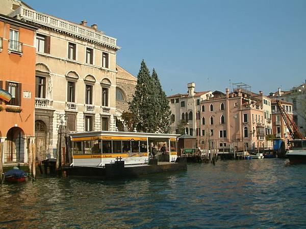 威尼斯水上巴士站