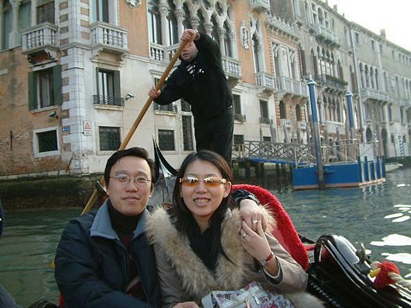 漫遊於威尼斯運河