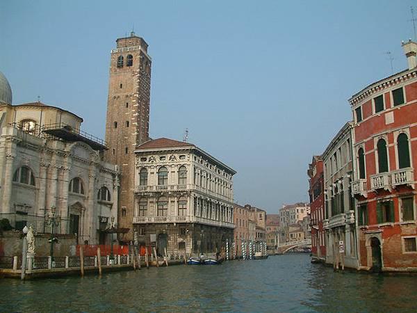 威尼斯水景