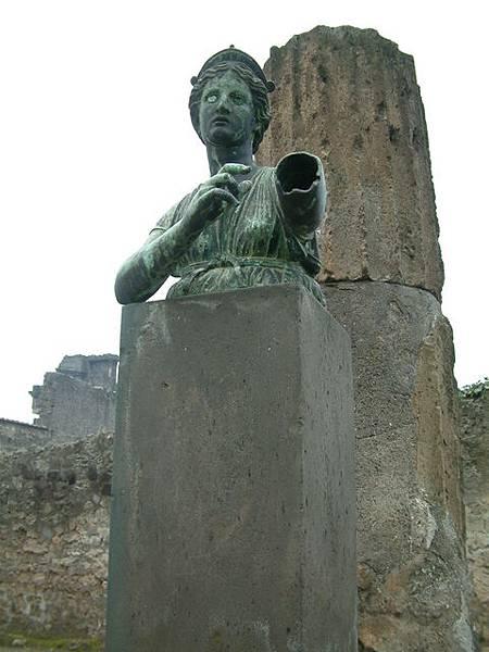 阿波羅神殿之黛安娜像
