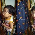 敗家-寶寶與遮陽簾