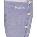 新kaloo藍色豆莢睡袋包巾01