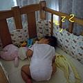 (1Y0M)貝貝午睡