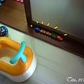 (3Y1M)小木頭玩具車-其實被寶寶藏了一半