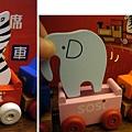 (3Y1M)頭玩具車-載著動物好可愛
