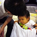 (1Y1M)貝貝記事14-還是以為親親就是得碰頭