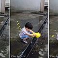 (3Y2M)愛兒玩海綿三連拍