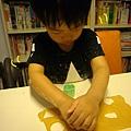 (3Y2M)寶寶貝貝作餅乾08-寶寶專心做餅乾