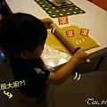(3Y2M)寶寶吵著要擀麵糰01