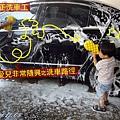(3Y2M)一整個隨興的洗車路徑