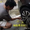 (3Y2M)公子的洗車工具們02-洗輪胎專用刷