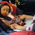 (3Y2M)這次洗車-貝貝大人正在睡覺