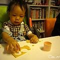 (3Y2M)寶寶貝貝作餅乾06-可愛貝貝