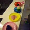 (3Y2M)某日早餐-寶寶大廚設計的菜單非常營養均衡