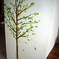 樹01秋天到了我們家多了一棵樹