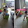 (1Y3M)寶寶貝貝推玩具箱四連拍01