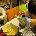 (3Y5M)寶寶作蛋糕
