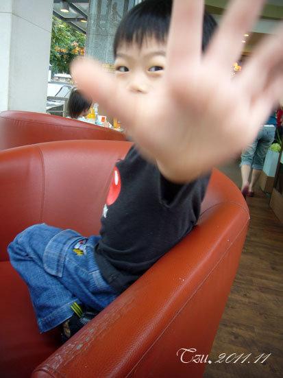 (3Y5M&1Y5M)討厭拍照的寶寶