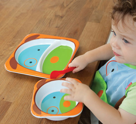 [訓練吃飯]工具篇-NG碗-TOMA兒童餐具