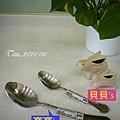 [訓練孩子吃飯]工具篇-寶寶貝貝的湯匙