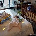 (2Y6M&6M)雲品之旅-為了夜晚安眠還是更換自家床單